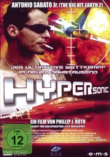 Hypersonic Poster