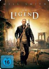 I Am Legend (Einzel-DVD) Poster