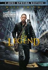 I Am Legend (Limited Edition, 2 DVDs) Poster