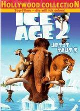Ice Age 2 - Jetzt taut's (Einzel-DVD) Poster
