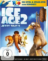 Ice Age 2 - Jetzt taut's (+ Rio Activity Disc) Poster