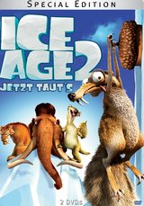 Ice Age 2 - Jetzt taut's (Special Edition, 2 DVDs, Steelbook) Poster