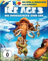 Ice Age 3 - Die Dinosaurier sind los (+ Rio Activity Disc) Poster