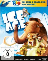 Ice Age (+ Rio Activity Disc) Poster
