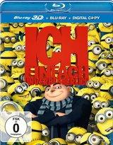 Ich - Einfach unverbesserlich (Blu-ray 3D, Blu-ray 2D, + Digital Copy) Poster