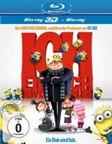 Ich - Einfach unverbesserlich (Blu-ray 3D, + Blu-ray 2D) Poster
