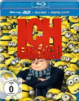 Ich - Einfach unverbesserlich (Limited Edition, Blu-ray 3D, Blu-ray 2D, + Digital Copy) Poster