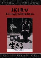 Ikiru - Einmal richtig leben Poster