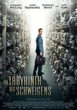 Im Labyrinth des Schweigens Poster