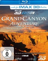 IMAX: Grand Canyon Adventure - Abenteuer auf dem Colorado (Blu-ray 3D) Poster
