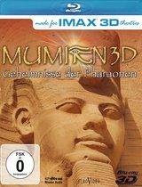 IMAX: Mumien 3D - Geheimnisse der Pharaonen (Blu-ray 3D) Poster