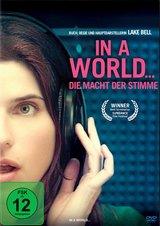 In a World ... - Die Macht der Stimme Poster