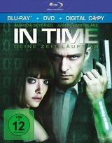 In Time - Deine Zeit läuft ab ( + DVD, inkl. Digital Copy) Poster