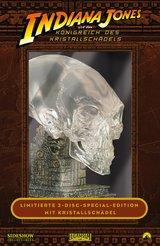 Indiana Jones und das Königreich des Kristallschädels (Limited Special Edition, 2 DVDs + Kristallschädel) Poster