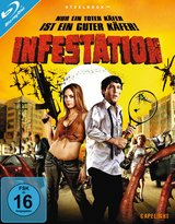 Infestation (Limited Edition, Steelbook) Poster