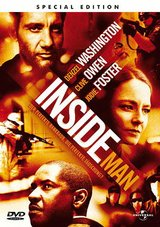 Inside Man (Special Edition) Poster