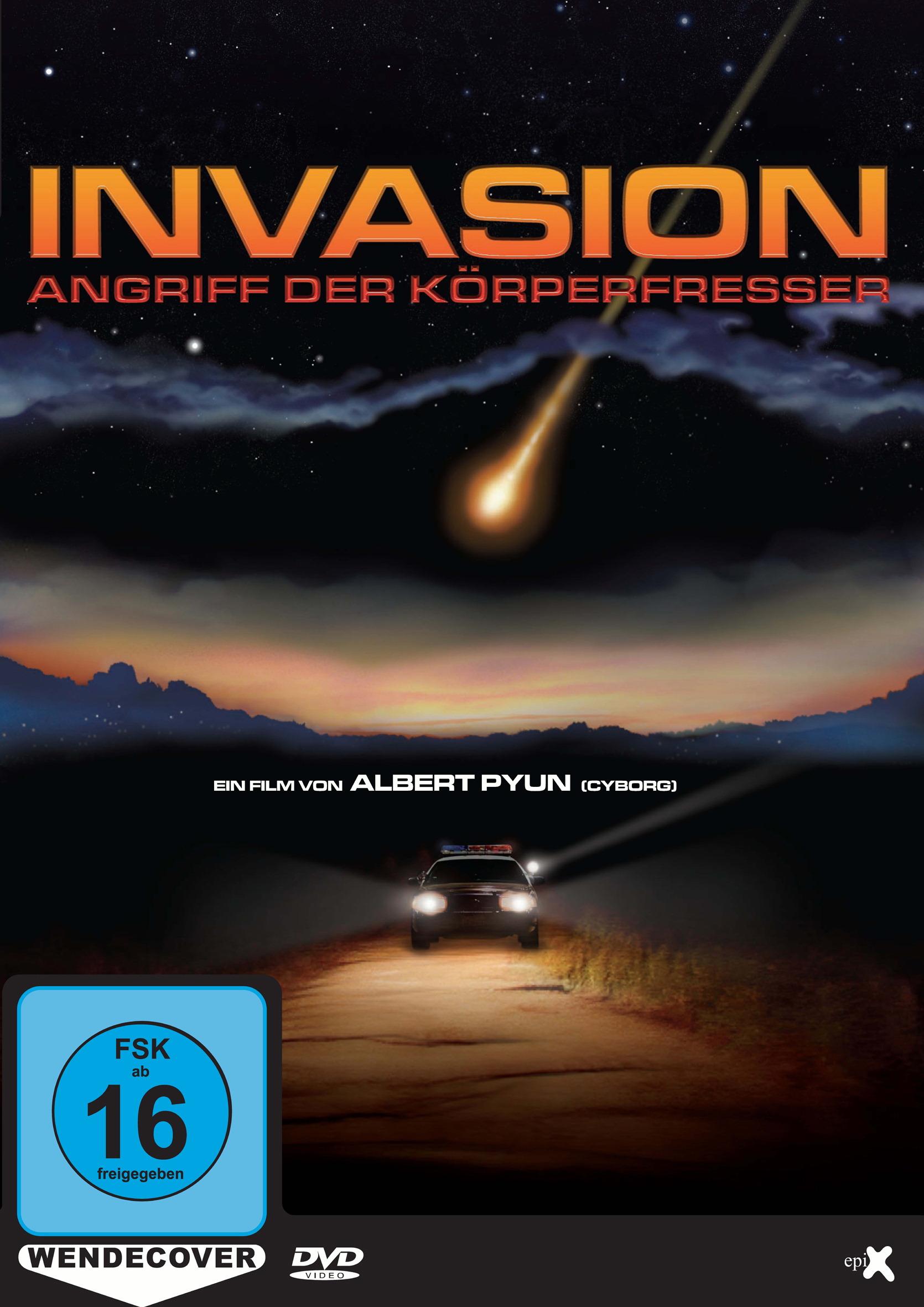 Invasion - Angriff der Körperfresser Poster