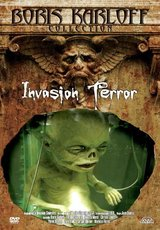 Invasion Terror - Boris Karloff Collection Poster