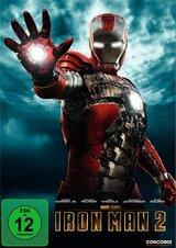 Iron Man 2 (Einzel-DVD) Poster