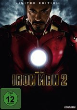 Iron Man 2 (Limited Edition, 2 Discs, Steelbook) Poster