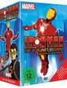 Iron Man: Die Zukunft beginnt, Die komplette Staffel 1 (6 Discs) Poster