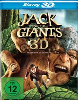 Jack and the Giants (Blu-ray 3D) Poster