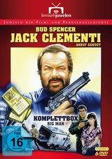 Jack Clementi, Anruf genügt - Komplettbox Big Man (6 Discs) Poster