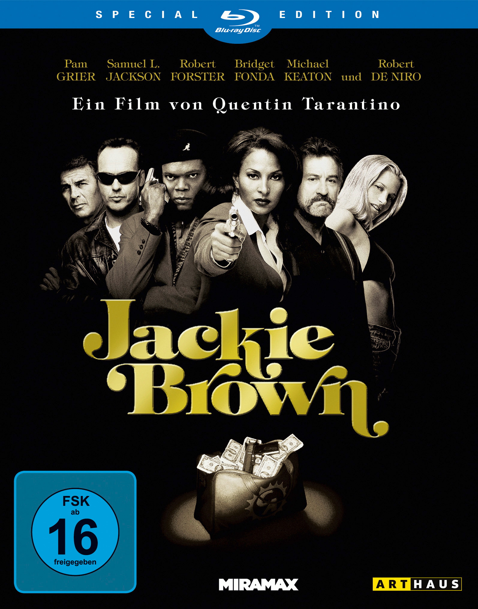 Jackie Brown (Special Edition) Poster