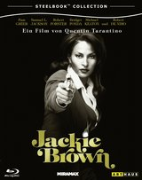 Jackie Brown (Steelbook Collection) Poster