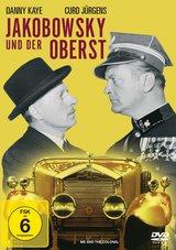 Jakobowsky und der Oberst Poster