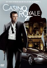 James Bond 007 - Casino Royale (Einzel-DVD) Poster