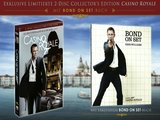 James Bond 007 - Casino Royale (Limited Edition + Buch) Poster