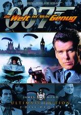 James Bond 007 - Die Welt ist nicht genug (Ultimate Edition, 2 DVDs) Poster