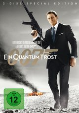 James Bond 007 - Ein Quantum Trost (Special Edition, 2 DVDs, Steelbook) Poster