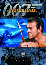 James Bond 007 - Feuerball (Ultimate Edition, 2 DVDs) Poster