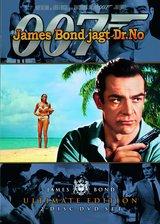 James Bond 007 jagt Dr. No (Ultimate Edition, 2 DVDs) Poster