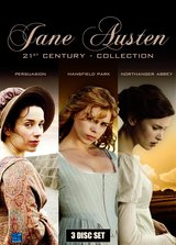 Jane Austen 21st Century Collection (3 DVDs) Poster