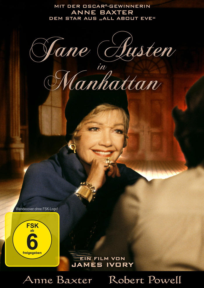 Jane Austen in Manhattan Poster