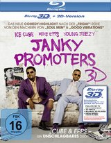 Janky Promoters (Blu-ray 3D) Poster