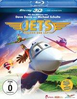 Jets - Helden der Lüfte (Blu-ray 3D) Poster