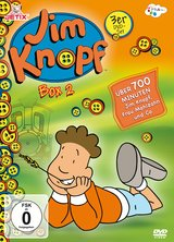Jim Knopf Box 2 (3 DVDs) Poster