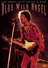 Jimi Hendrix - Blue Wild Angel: Live at the Isle of Wight Poster