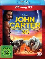 John Carter - Zwischen zwei Welten (Blu-ray 3D) Poster