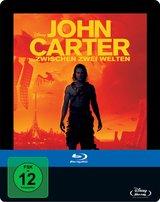 John Carter - Zwischen zwei Welten (Steelbook) Poster