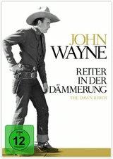 John Wayne - Reiter in der Dämmerung Poster