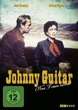 Johnny Guitar - Gehasst, gejagt, gefürchtet Poster