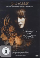 Joni Mitchell - Shadows and Light Poster