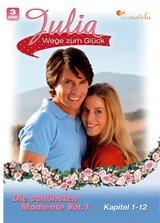 Julia - Wege zum Glück, Vol. 01, Folge 01-12 (3 DVDs) Poster
