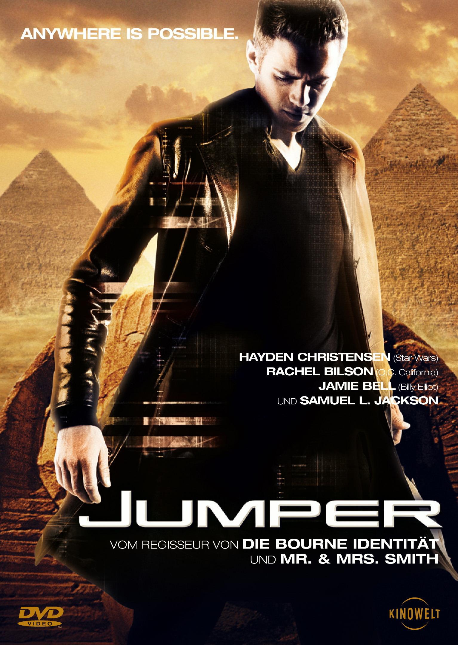 Jumper (Special Edition, 2 DVDs) Poster