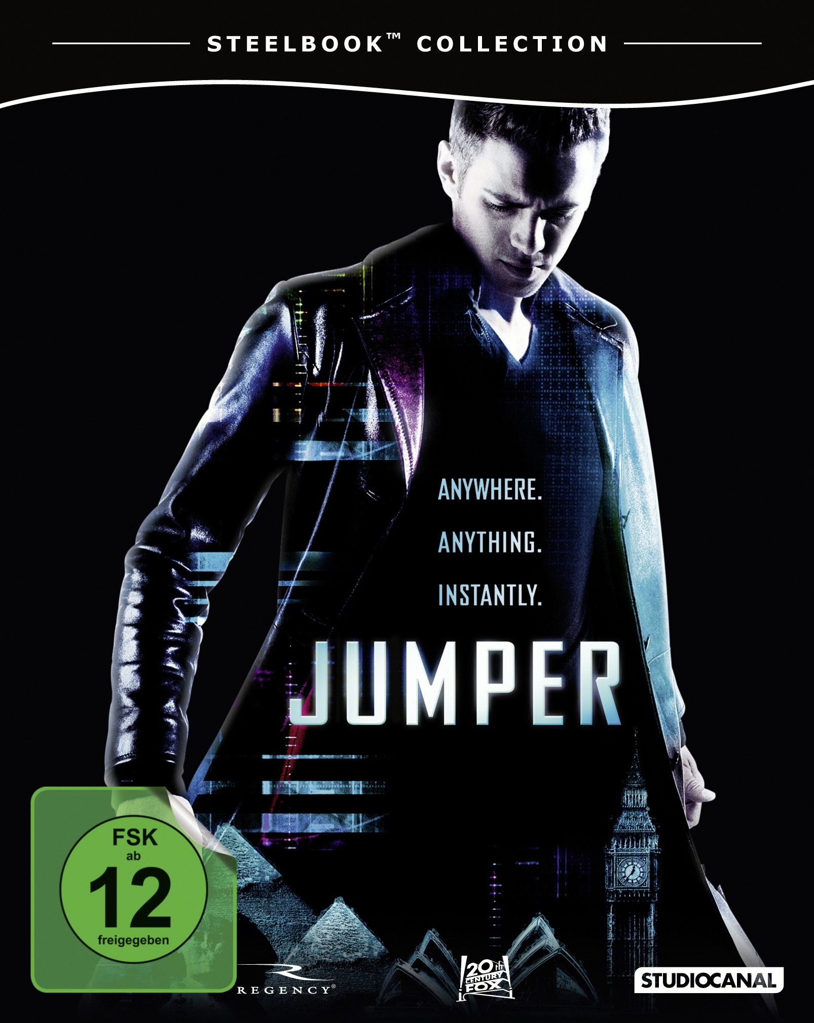 Jumper (Steelbook Collection) Poster